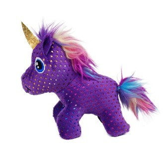 KONG Enchanted Buzzy Unicorn para Gatos
