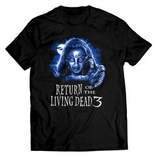 Camiseta - Return of the Living Dead 3