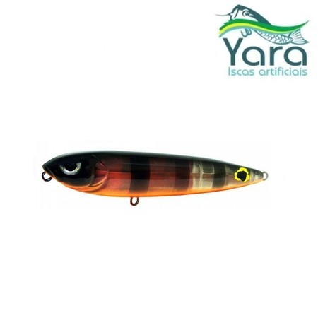 Isca Artificial Yara Mad Dog By Eduardo Monteiro 9cm 13g