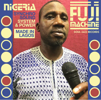 LP NIGERIA FUJI MACHINE - SYNCHRO SOUND SYSTEM & POWER