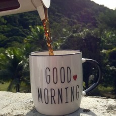 CANECA GOOD MORNING