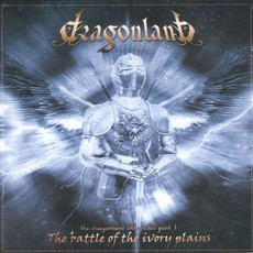 CD DRAGONLAND - THE BATTLE OF THE IVORY PLAINS (NOVO/LACRADO)