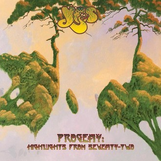 CD YES - PROGENY HIGHLIGHTS FROM SEVENTY-TWO (CD DUPLO) PROMOÇÃO