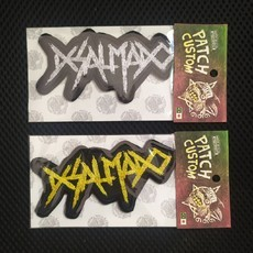 Patch Desalmado Bordado (Patch Custom)