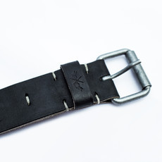 P.S. Leather Belt Preto