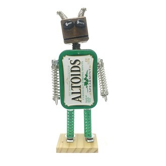 Robô Altoids Spearmint