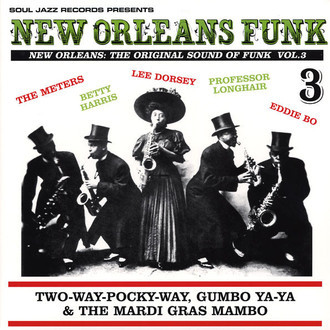 LP NEW ORLEANS FUNK VOL.3 (DUPLO)