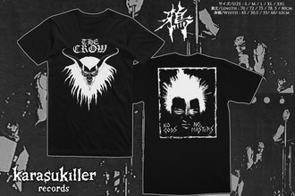 CROW (鴉) The Crow Oficial T-Shirt