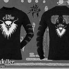 CROW () The Crow  Official Long Sleeve T-Shirt