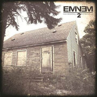 LP EMINEM - THE MARSHALL MATHERS LP 2 (DUPLO)