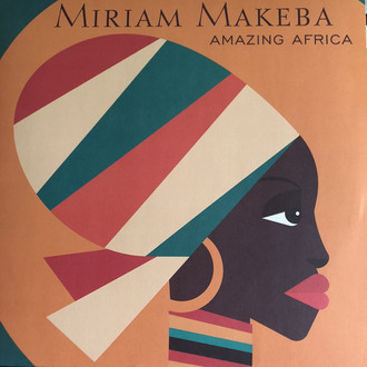 LP MIRIAM MAKEBA - AMAZING AFRICA