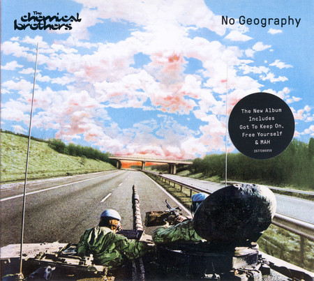 CD THE CHEMICAL BROTHERS - NO GEOGRAPHY (NOVO/LACRADO)