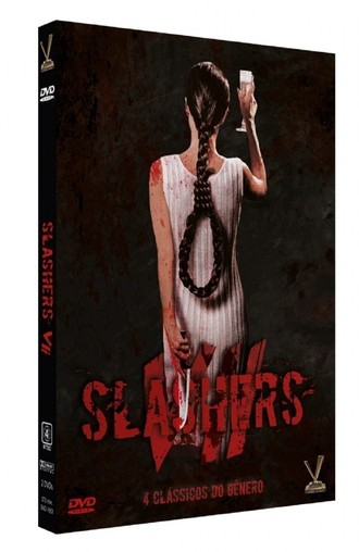 DVD SLASHERS VII - VOL. 7 (2 DVDs COM CARDS) (NOVO/LACRADO)