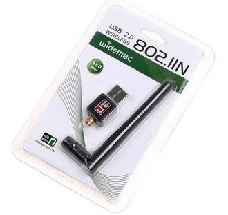 Adaptador USB 2.0 Wireless 802.IIN Wi-fi 600mbps