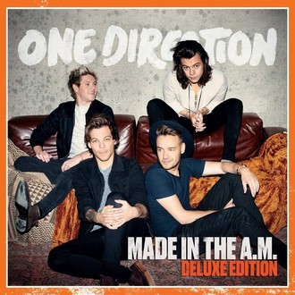 CD ONE DIRECTION - MADE IN THE AM (DELUXE EDITION) (NOVO/LACRADO)