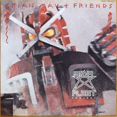 LP Brian May + Friends - Star Fleet Project ( Importado )