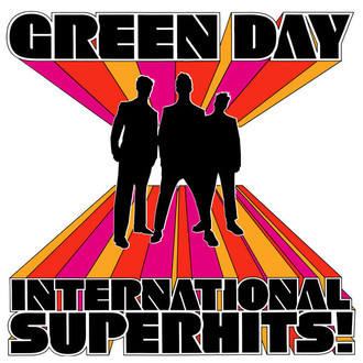 CD GREEN DAY ‎- INTERNATIONAL SUPERHITS! (USADO)