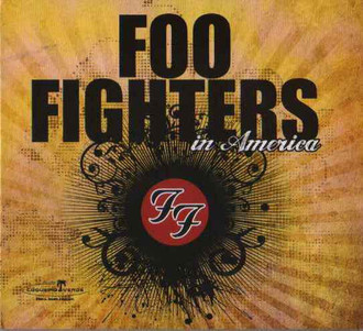 CD FOO FIGHTERS ‎- IN AMERICA (USADO)