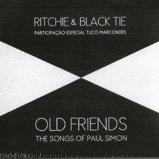 CD RITCHIE & BLACK TIE - WILD WORLD: THE SONGS OF PAUL SIMON