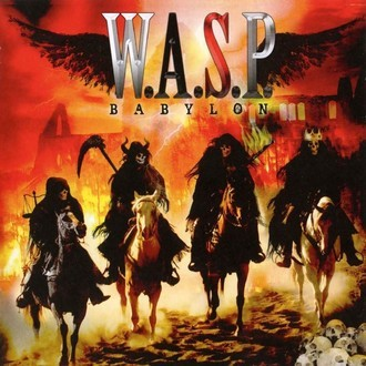 CD WASP - BABYLON (NOVO/LACRADO)