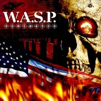 CD WASP - DOMINATOR (NOVO/LACRADO)