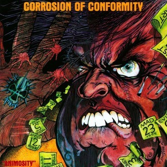 CD CORROSION OF CONFORMITY - ANIMOSITY (NOVO/LACRADO)