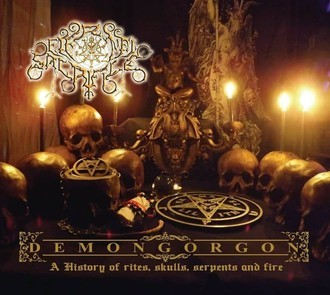 CD ETERNAL SACRIFICE - DEMONGORGO (CD+DVD) (NOVO/LACRADO)