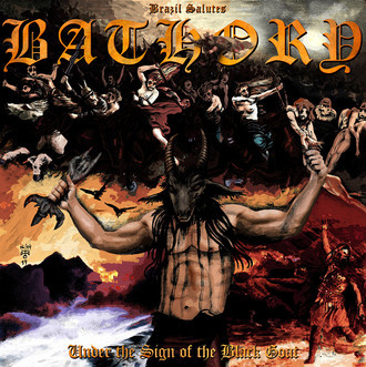 CD BATHORY – Under the Sign of the Black Goat (Tribute) (Digipack CD)