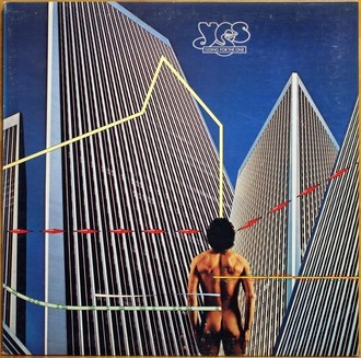 LP Yes - Going For The One ( Importado / 1977 )