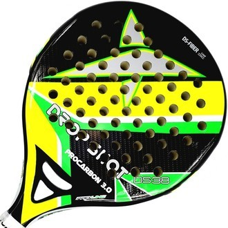 Raquete de padel Drop Shot Pro Carbon 3.0