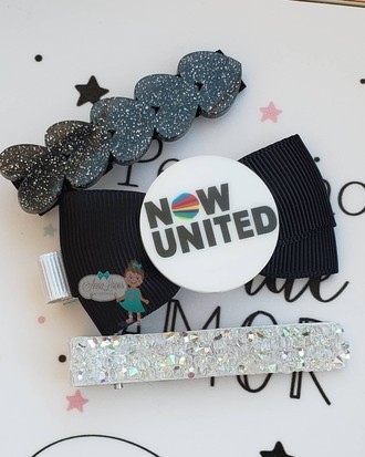 Hair Clip NOW UNITED