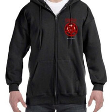 Krisiun Hood Black Force Domain - (Moletom Importado)