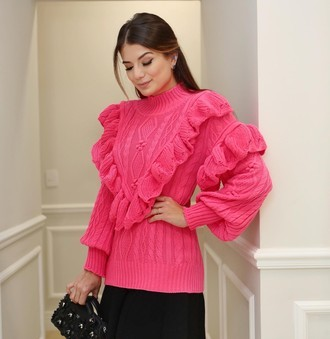 BLUSA CANNES | Pink
