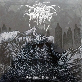 CD DARKTHRONE - RAVISHING GRIMNESS (NOVO/LACRADO)