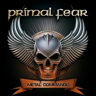 CD PRIMAL FEAR - METAL COMMANDO (NOVO/LACRADO)