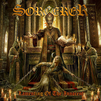 CD SORCERER - LAMENTING OF THE INNOCENT (NOVO/LACRADO)