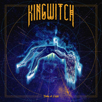 CD KING WITCH - BODY OF LIGHT (NOVO/LACRADO)