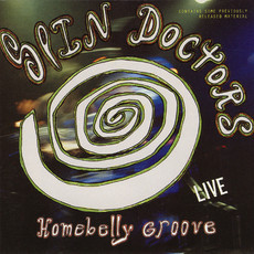 CD SPIN DOCTORS - HOMEBELLY GROOVE... LIVE (USADO)