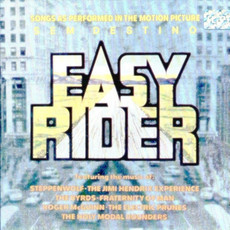CD VÁRIOS - EASY RIDER - MUSIC FROM THE MOTION PICTUTE... (USADO)