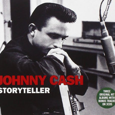 CD JOHNNY CASH - STORYTELLER (USADO/IMPORTADO) (CD TRIPLO)