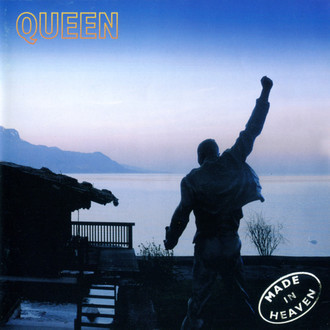 CD QUEEN - MADE IN HEAVEN (USADO)
