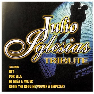 CD JULIO IGLESIAS - TRIBUTE: COVER VERSIONS (USADO)