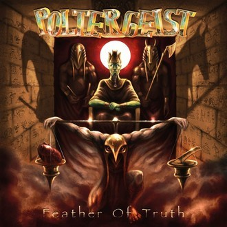 CD POLTERGEIST - FEATHER OF TRUTH (NOVO/LACRADO)