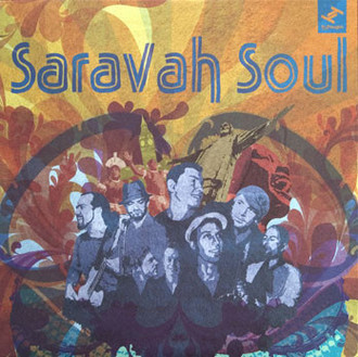 CD SARAVAH SOUL - THE ALBUM (USADO/IMPORTADO)