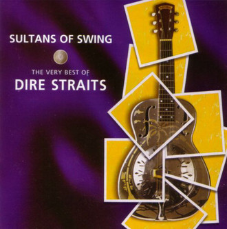 CD DIRE STRAITS - SULTANS OF SWING (THE VERY BEST OF) (USADO)