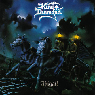 CD KING DIAMOND - ABIGAIL (MINI-LP REPLICA) - DIGISLEEVE (NOVO/LACR)