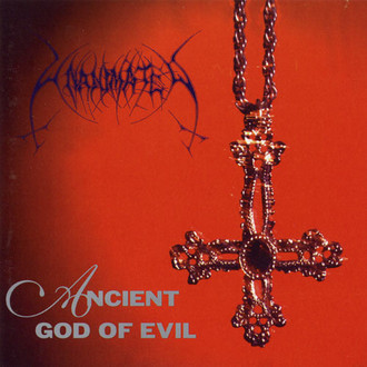 CD UNANIMATED - ANCIENT GOD OF EVIL (NOVO/LACRADO)