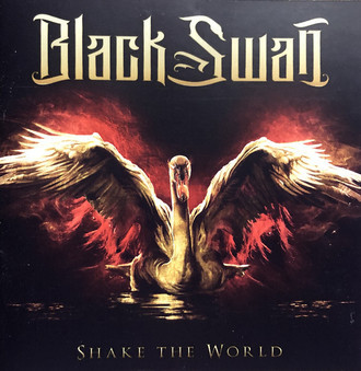 CD BLACK SWAN - SHAKE THE WORLD (NOVO/LACRADO)