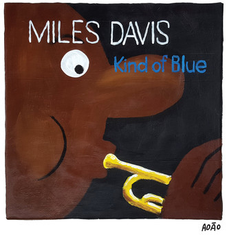 Kind of Miles PRINT A3