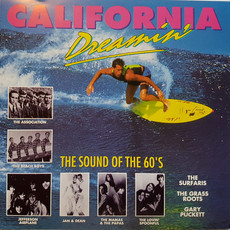 CD CALIFORNIA DREAMIN' - THE SOUND OF THE 60'S (USADO)